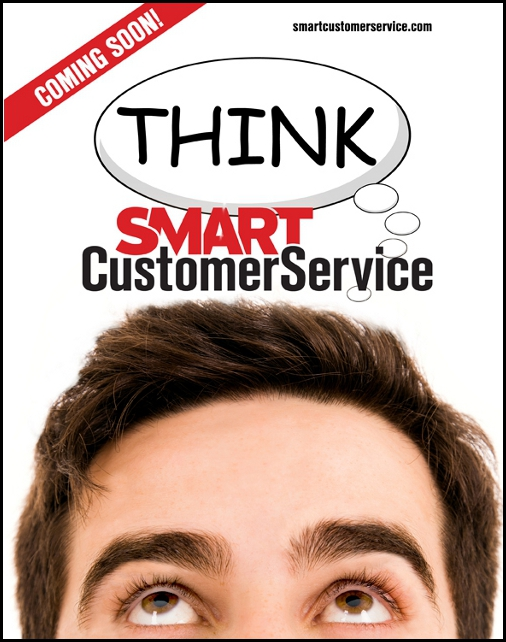 Smart Customer Service begins at the Customer Service Experience Conference!